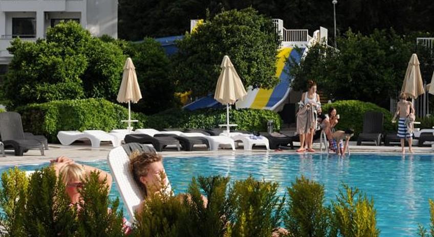 Luna Beach Deluxe Hotel - Marmaris - TatilEksper.com