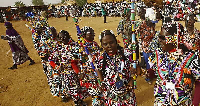 Afrika'da Eğlence