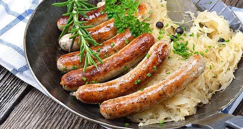 Almanya'da Yeme İçme