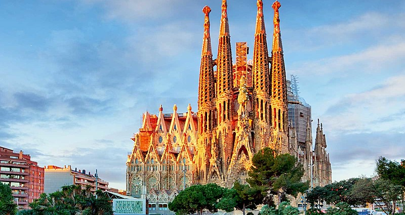 Barselona'da Gezilecek Yerler