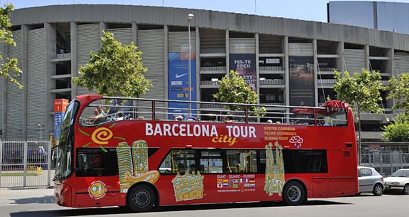 Barselona'da Ulaşım