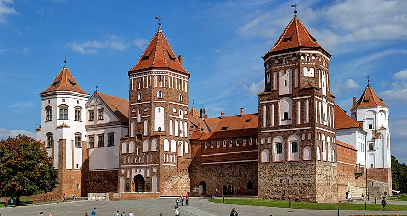 Belarus'ta Sanat ve Tarih