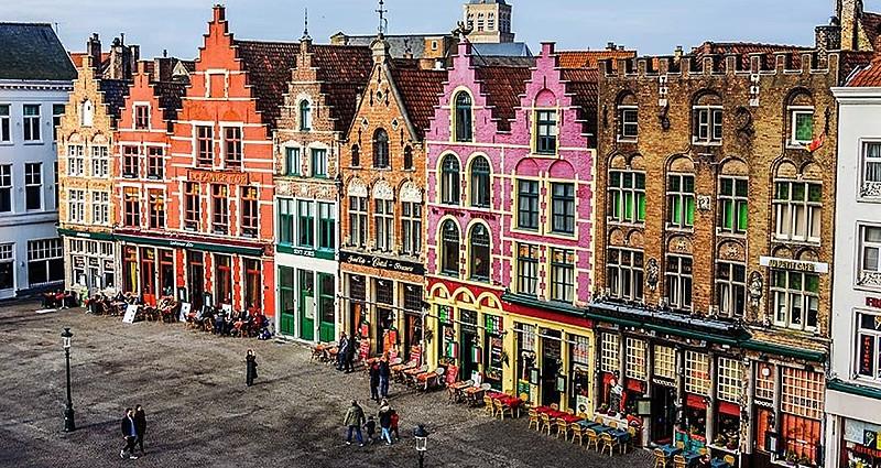 Belçika'da Sanat ve Tarih