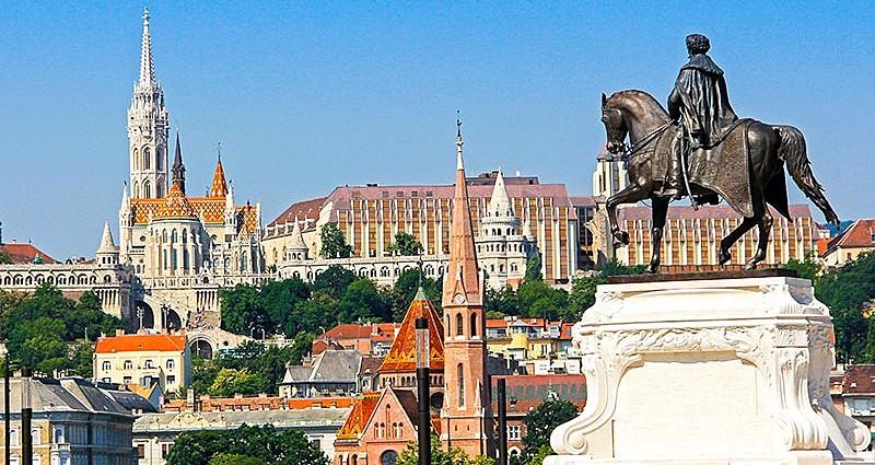 Budapeşte'de Gezilecek Yerler