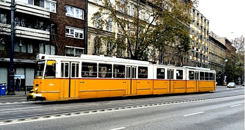 Budapeşte'de Ulaşım