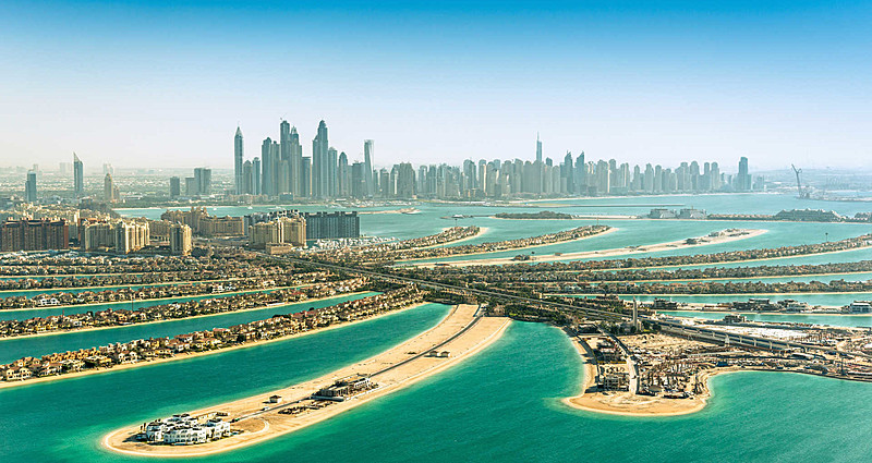 Çölün İncisi: Dubai Turları