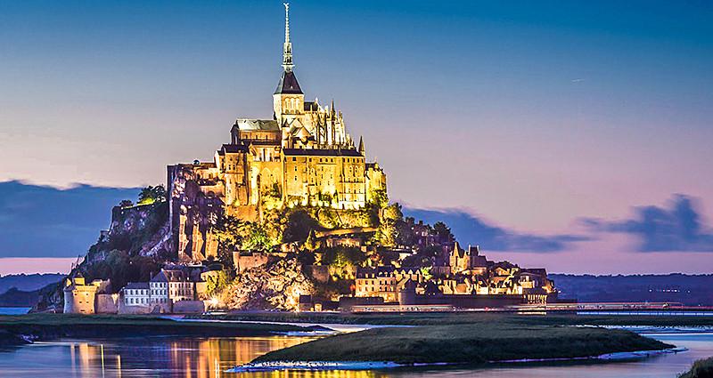 Fransa'da Gezilecek Yerler