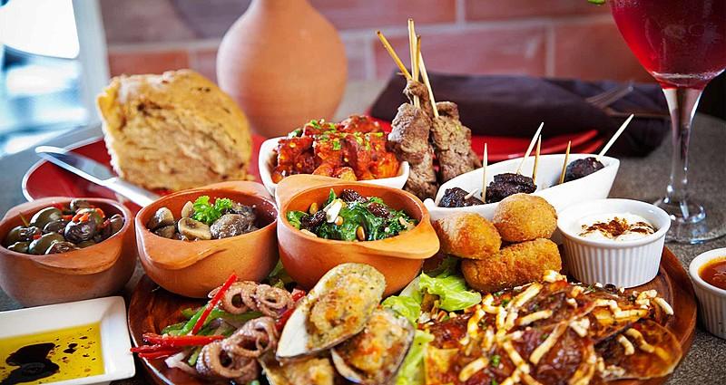 İspanya'da Yeme İçme
