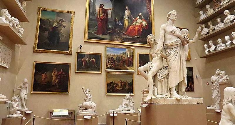 İtalya'da Sanat ve Tarih