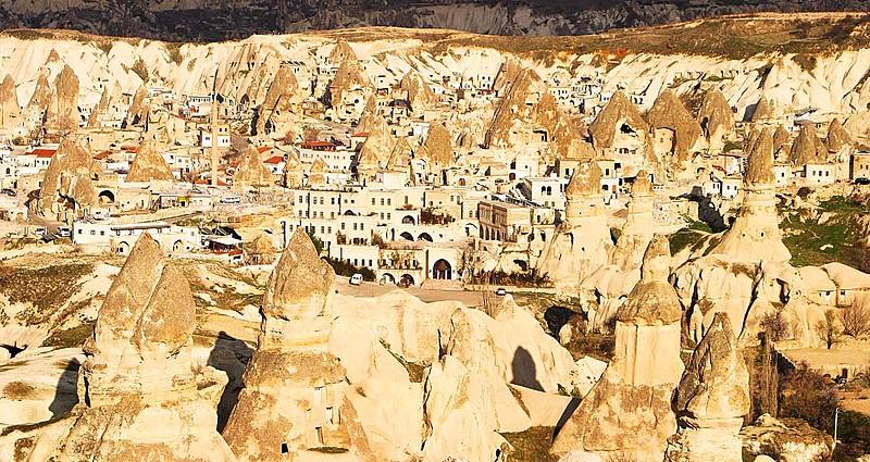 Kapadokya Otelleri