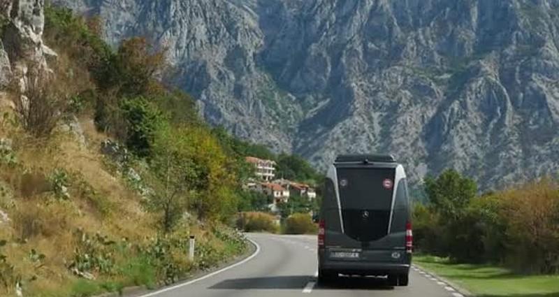 Karadağ'da Ulaşım