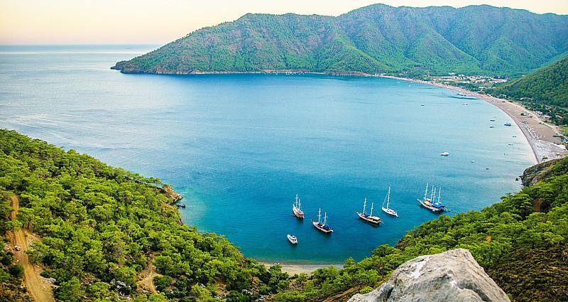 Antalya Kemer Otelleri Gezi Rehberi