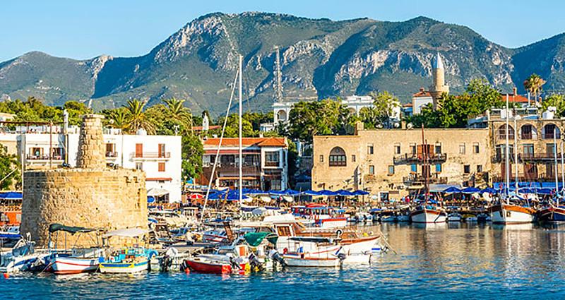 Kuzey Kıbrıs'ta Muhteşem Bir Tatil İçin Girne