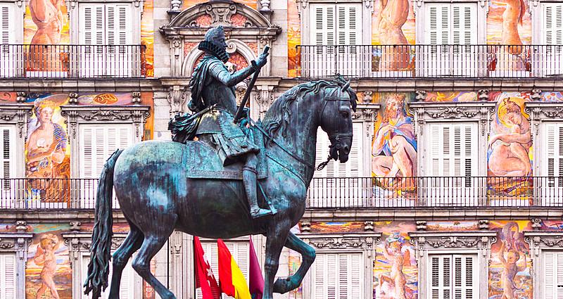 Madrid'de Sanat ve Tarih