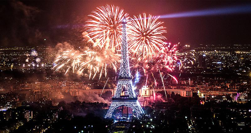 Paris'te Eğlence