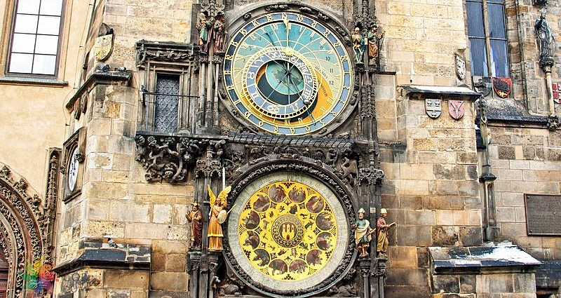 Prag'da Sanat ve Tarih