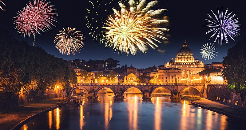 Roma'da Eğlence