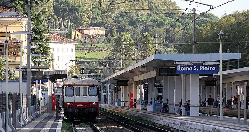 Roma'da Ulaşım