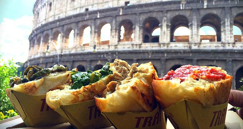 Roma'da Yeme & İçme