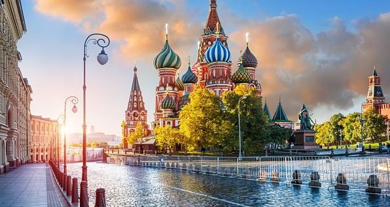 Rusya'da Gezilecek Yerler