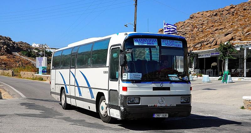 Selanik'te Ulaşım
