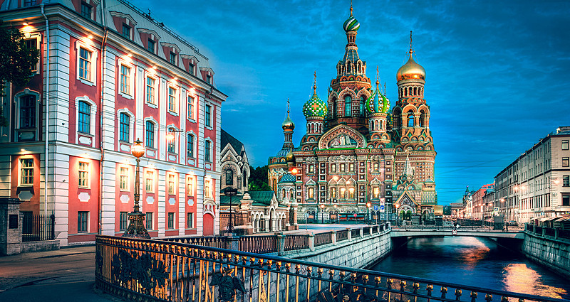 St. Petersburg Turu Gezi Rehberi