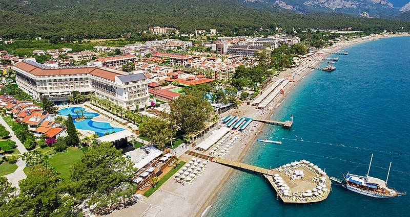 Antalya Tatili ve Popüler Bölgeleri