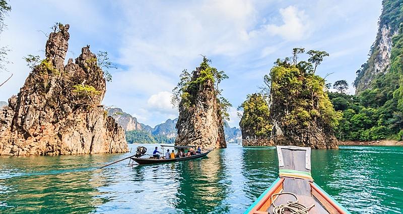 Tayland'da Gezilecek Yerler