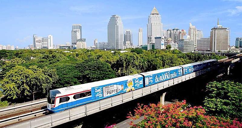 Tayland'da Ulaşım