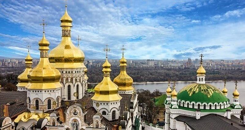 Ukrayna'da Gezilecek Yerler