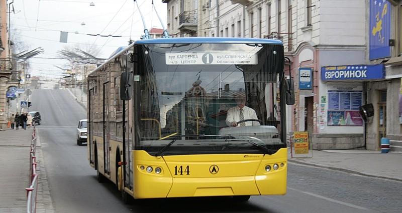 Ukrayna'da Ulaşım