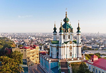 Adım Adım Ukrayna Turu