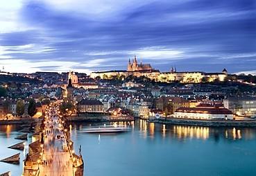 PRAG – CESKY KRUMLOV – SALZBURG