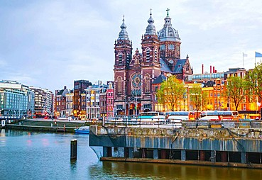 Amsterdam - İstanbul