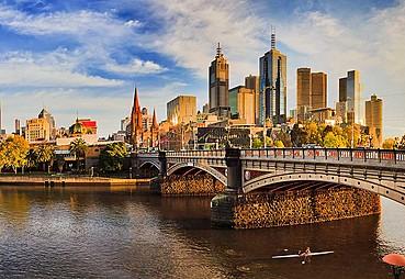 Dubai – Melbourne