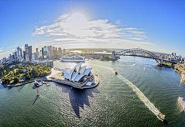 Sydney - Dubai - İstanbul