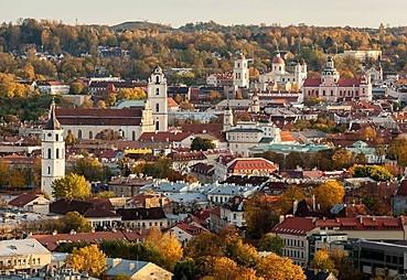 Riga – Vilnius – Kaunas