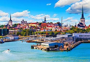 İstanbul – Helsinki – Tallinn