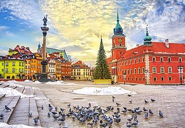 Gdansk – Varşova – Krakov