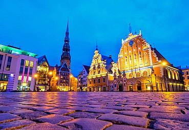 Riga - Vilnius