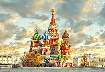 Baştanbaşa Rusya Turu
