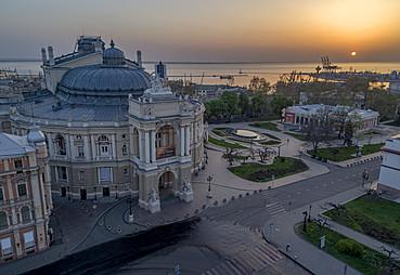 İstanbul  - Kherson - Odessa