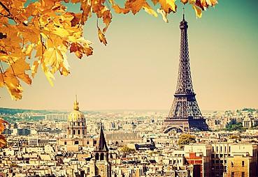 Paris - Reims - Dinant - Lüksemburg
