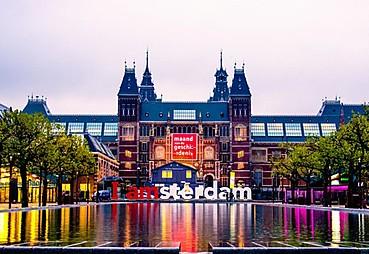 ROTTERDAM – DELFT – AMSTERDAM