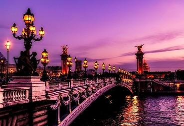 PARİS – BRUGGE - BRÜKSEL