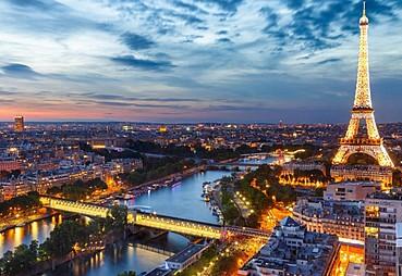 Benelux Paris Turu (Lüksemburg Gidiş)