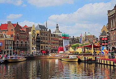İstanbul - Amsterdam - Rotterdam - (Lahey & Delft Turu) - Brüksel