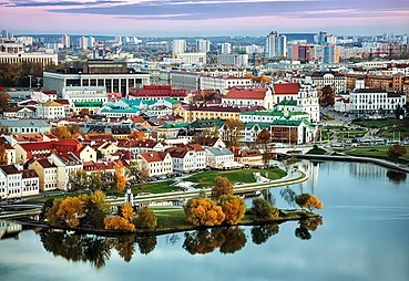 Kiev – Gomel – Minsk
