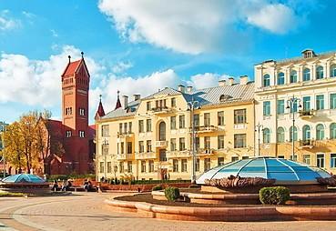 Minsk – Nesvizh – Brest