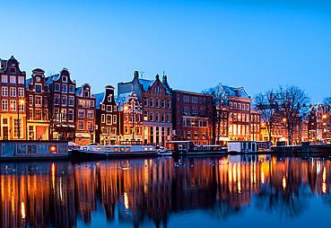 Bireysel Amsterdam Turu